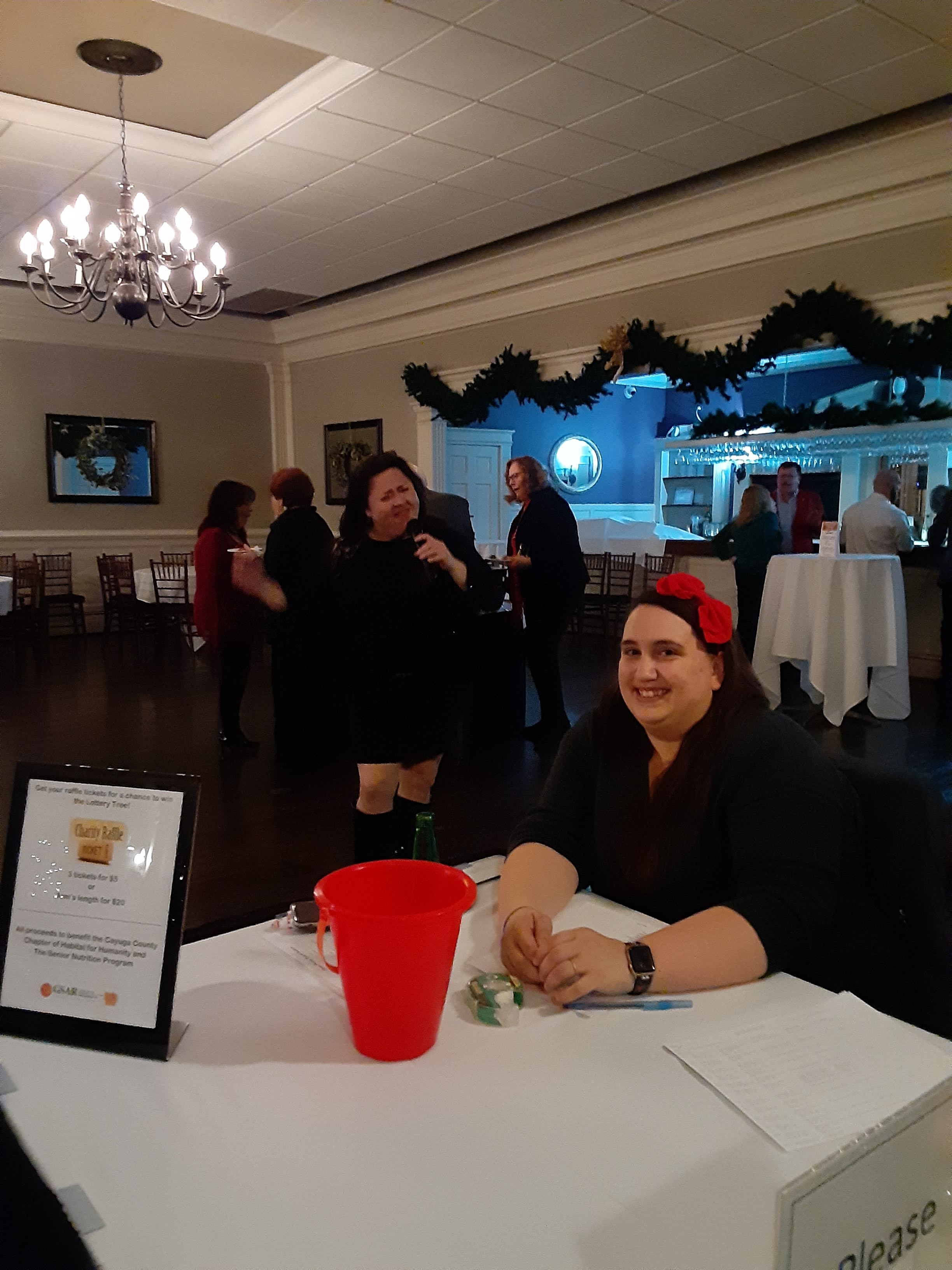 The Cayuga County Chapter S Holiday Party Amp Fundraiser Recap Cnyrealtor Central New York S